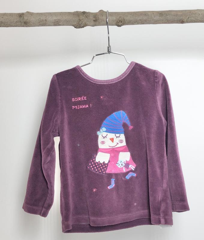 Pyjama Fille 4 ans