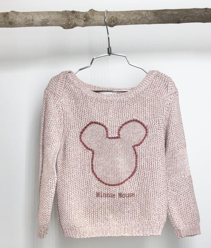 Pull Fille 3 ans