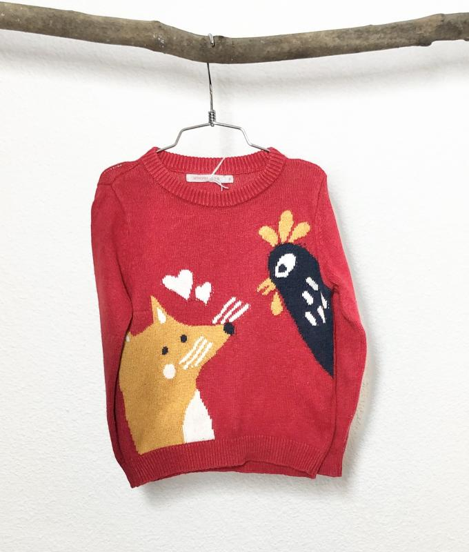 Pull Fille 4 ans
