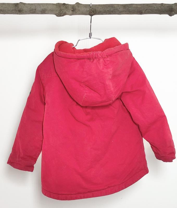 Manteau Fille 3 ans